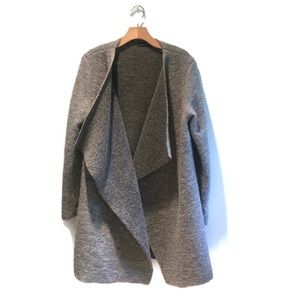 NWOT Wool Coat/Jacket Made in Italy